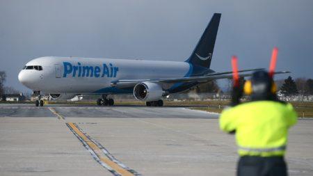 Amazon построит в США собственный аэропорт