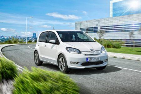 Серийный электромобиль Skoda Citigo-e iV представлен официально: мощность 61 кВт, батарея 36,8 кВтч и запас хода 265 км (WLTP)