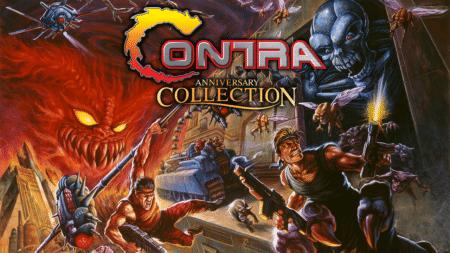 Konami объявила полный список игр, которые войдут в ретро-подборку Contra Anniversary Collection