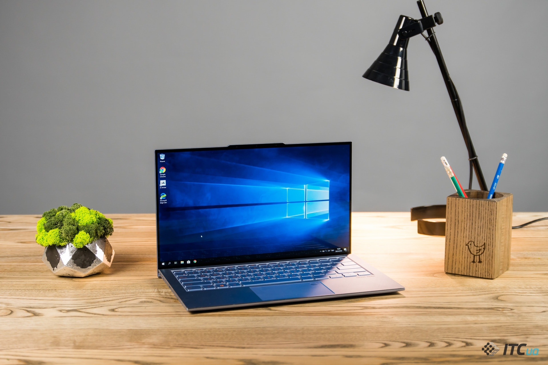 ZenBook S13 рамки