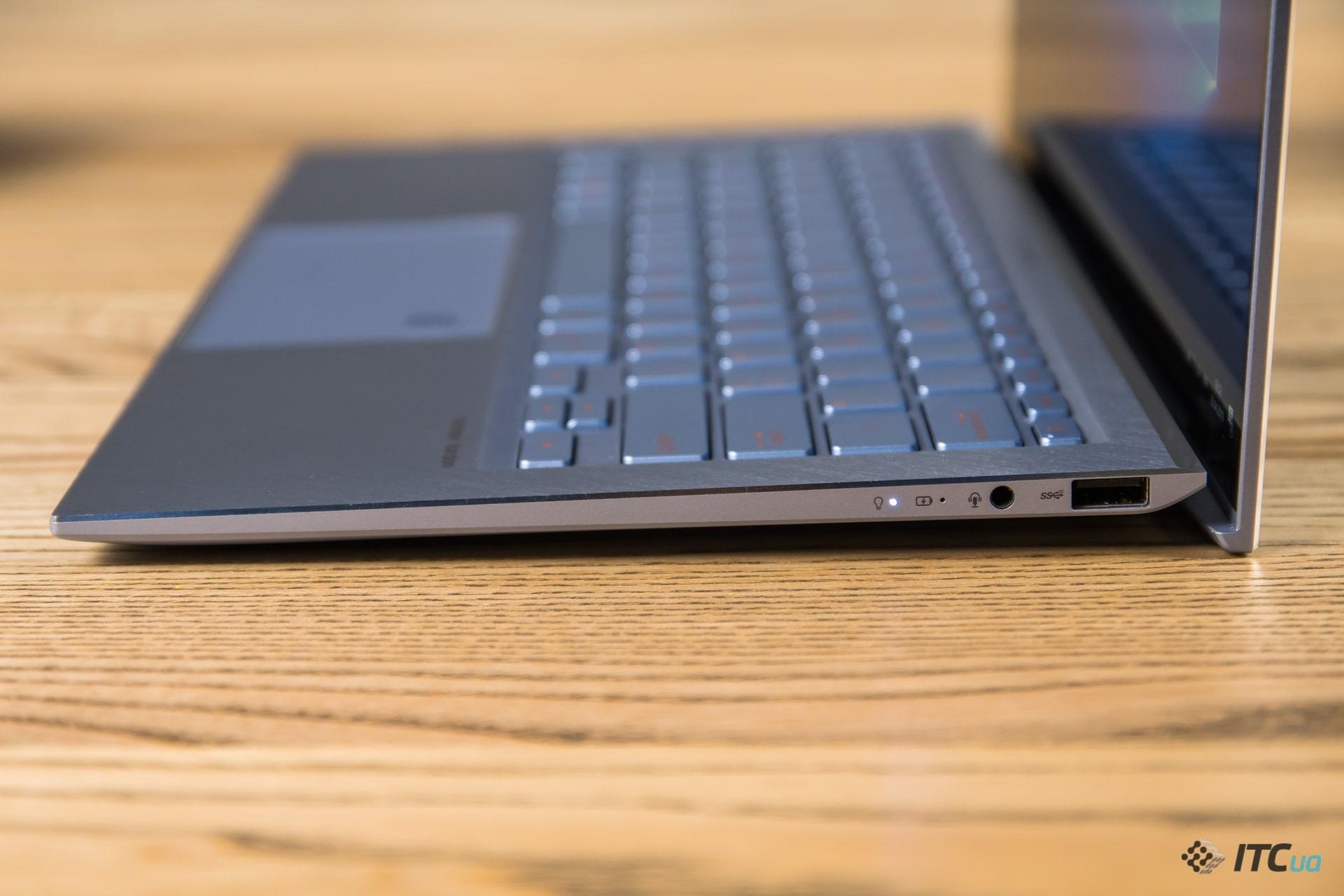 ZenBook S13 USB 3.1