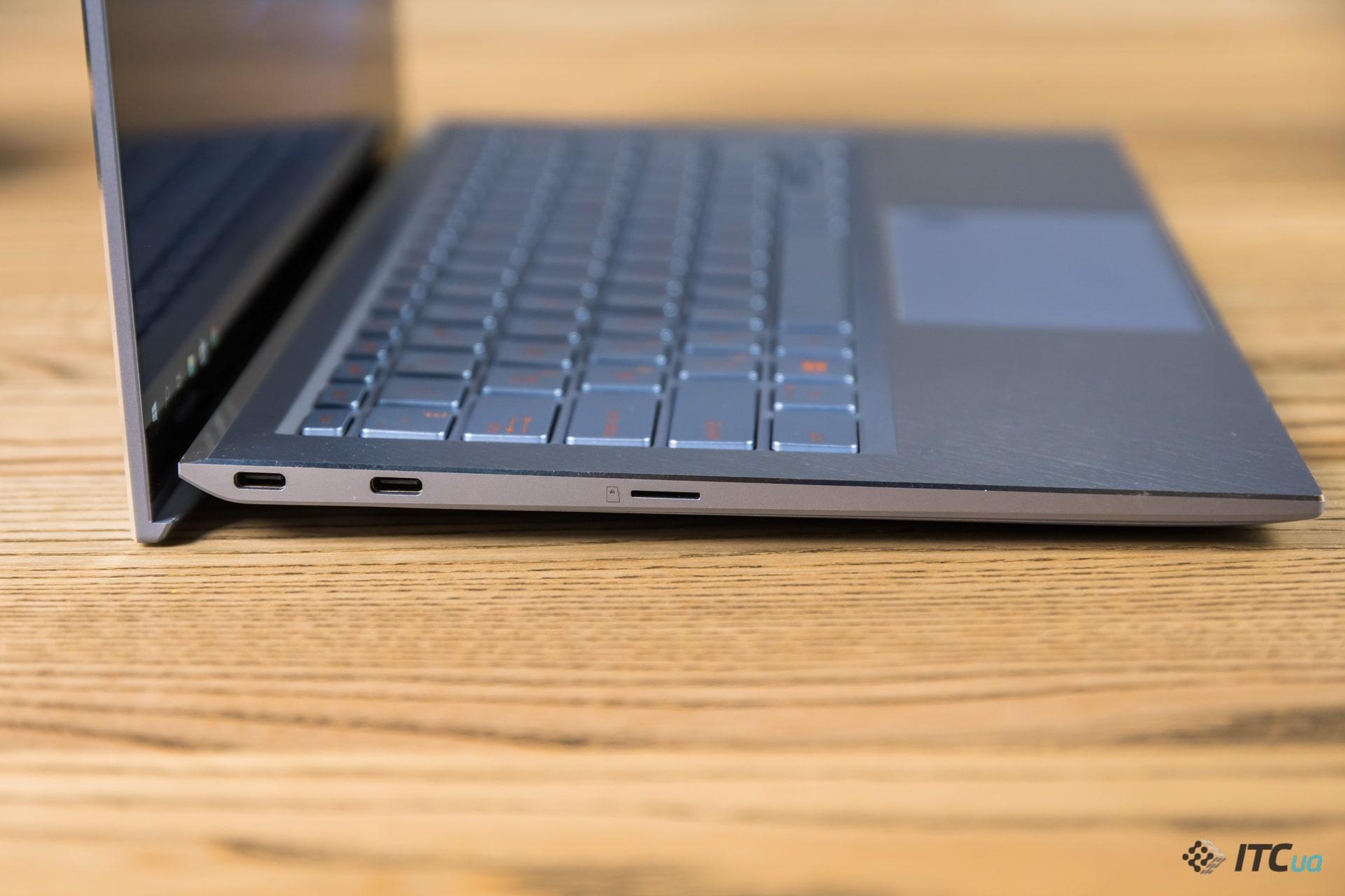 ZenBook S13 USB Type-C