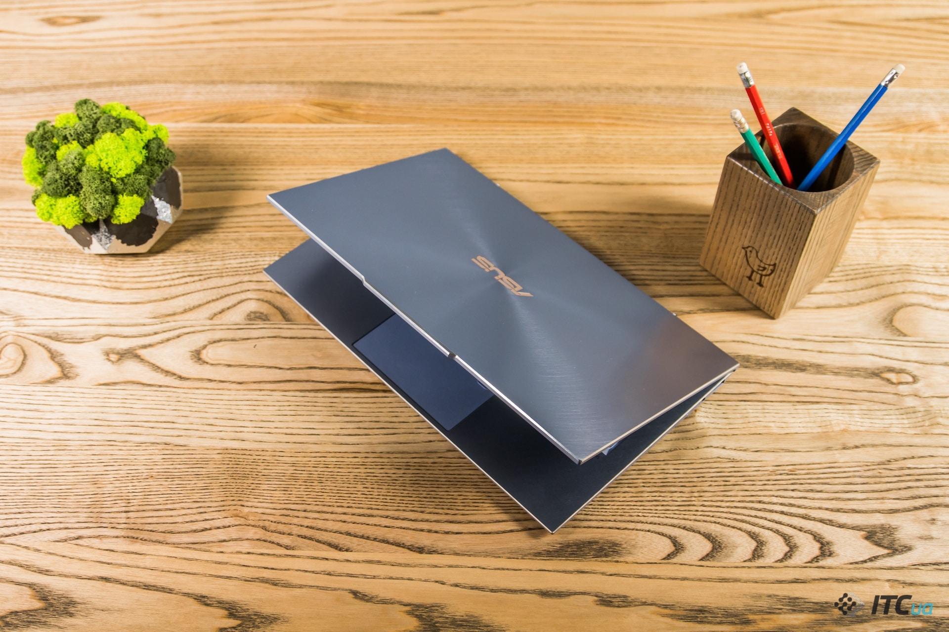 ZenBook S13 крышка