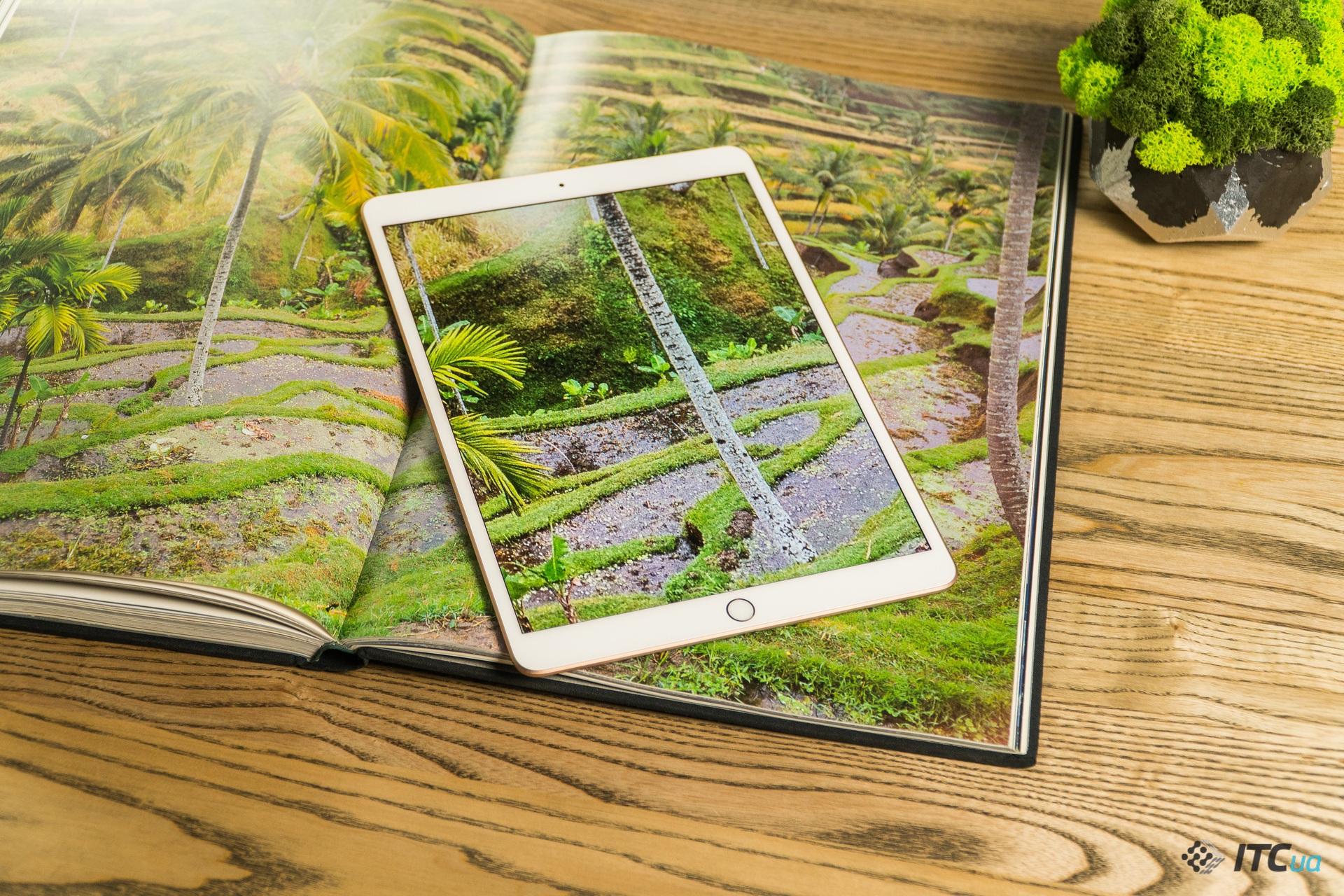 iPad Air 2019: проще «прошки» 2017 года, но быстрее