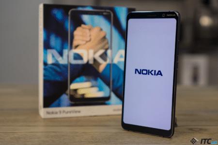 Nokia 9 PureView — обзор смартфона с 6 камерами