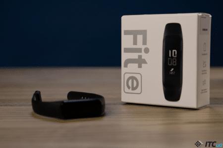 Обзор фитнес-браслета Samsung Galaxy Fit E