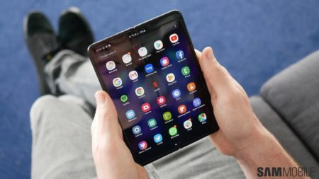 Samsung разобралась. Дату начала продаж Galaxy Fold объявят со дня на день