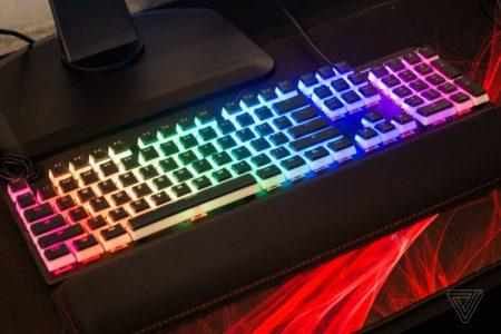 HyperX представила геймерскую клавиатуру HyperX Alloy Origins с механическими переключателями собственной конструкции