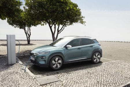 The first official batch of electric Hyundai Kona electrocrossers was brought to Ukraine, all 20 copies were bought on the first day of the sale.