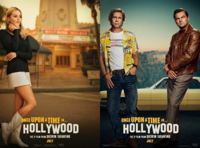 Новый трейлер фильма Квентина Тарантино Once Upon a Time in Hollywood / «Однажды в Голливуде» с Леонардо Ди Каприо, Брэдом Питтом и Марго Робби