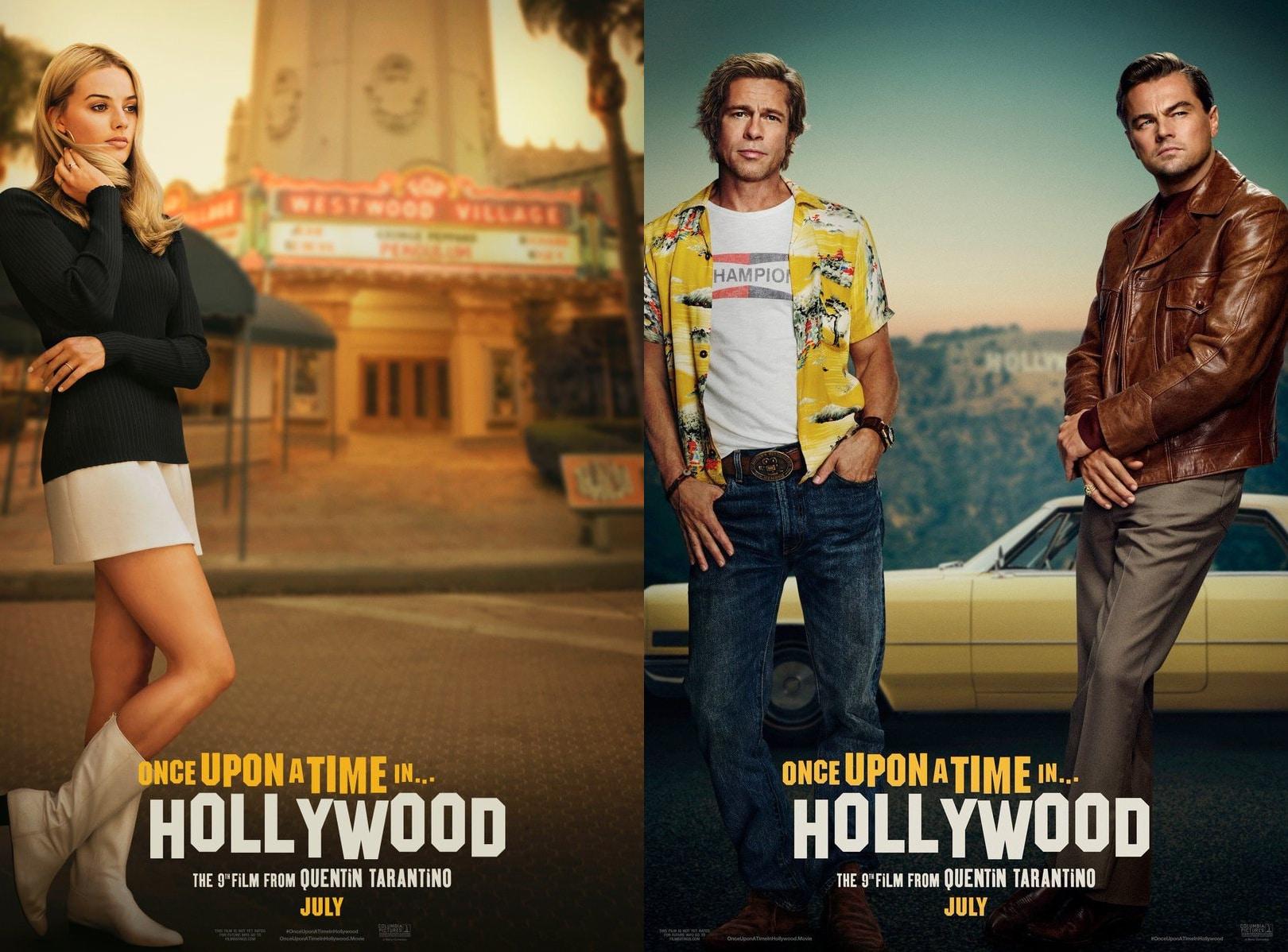 Полноценный трейлер «Однажды вГолливуде» Квентина Тарантино