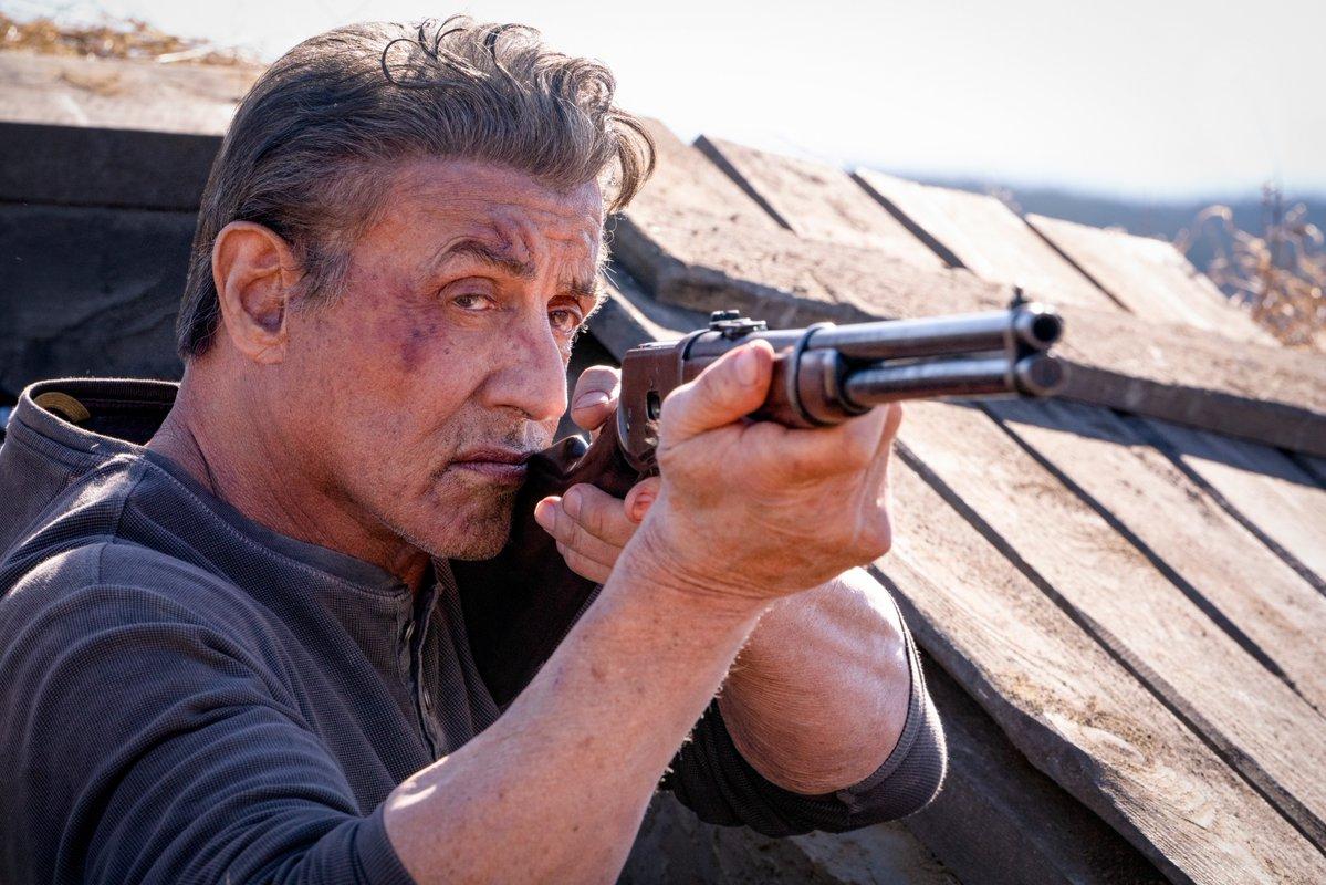 Первый трейлер боевика Rambo Last Blood  Рэмбо Последняя кровь с Сильвестром Сталлоне премьера назначена