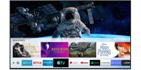 Apple выпустила обновления iOS 12.3 и tvOS 12.3 с новым приложением Apple TV (оно выйдет и для ряда умных телевизоров Samsung), а также watchOS 5.2.1 и macOS 10.14.5