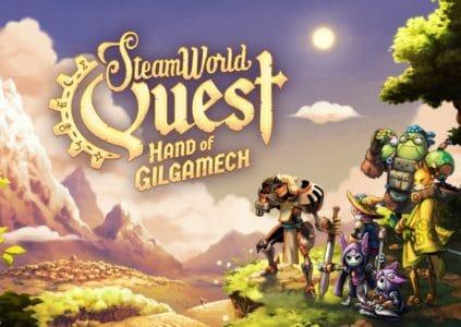 SteamWorld Quest: Hand of Gilgamech – карточная RPG на паровой тяге