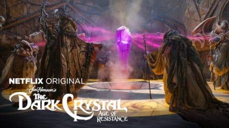 Первый трейлер кукольного фэнтезийного сериала The Dark Crystal: Age of Resistance / «Темный кристалл: Век Стойкости» от Netflix