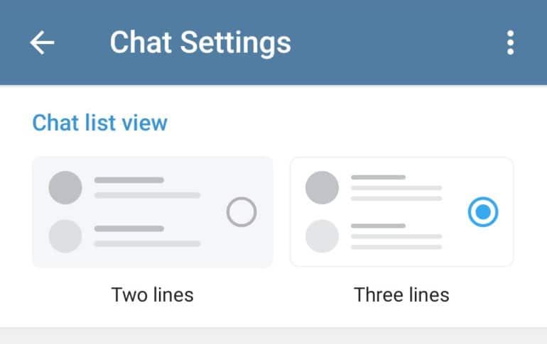 Крупное обновление Telegram: архивация чатов, обновленный дизайн на Android и многое другое