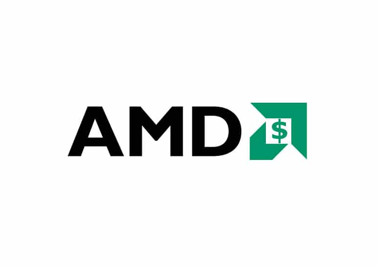 AMD revenue fell due to reduced demand for video cards