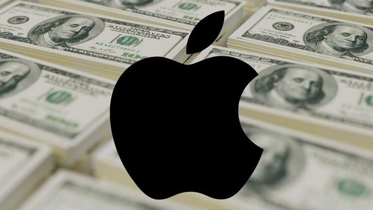 Apple отчиталась о понижении выручки исокращении продаж iPhone