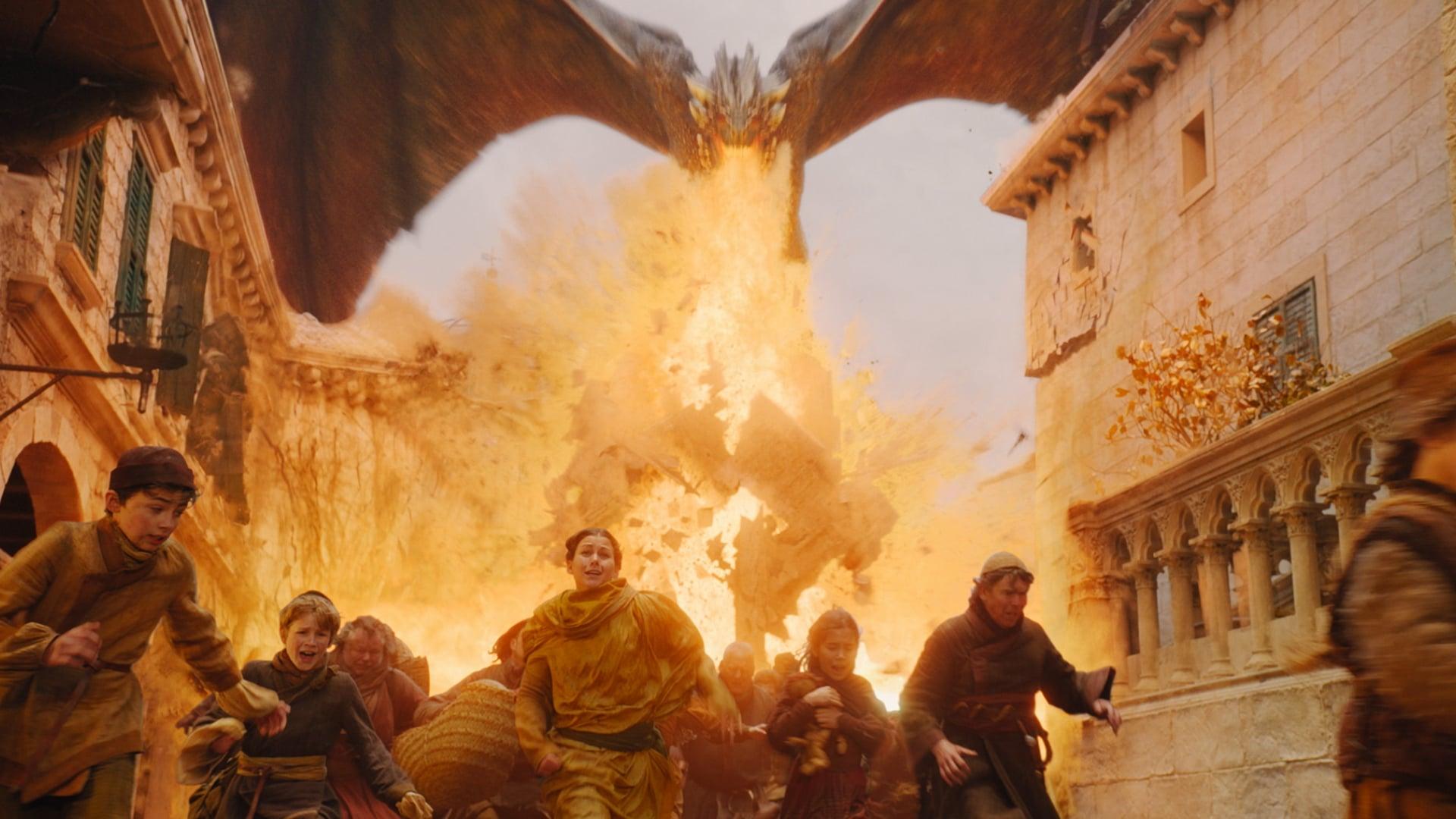 Пятая серия Game of Thrones / «Игры престолов» побила рекорд просмотров (18,4 млн зрителей), а четвертая — установила антирекорд рейтинга на IMDb (6,1 балла)