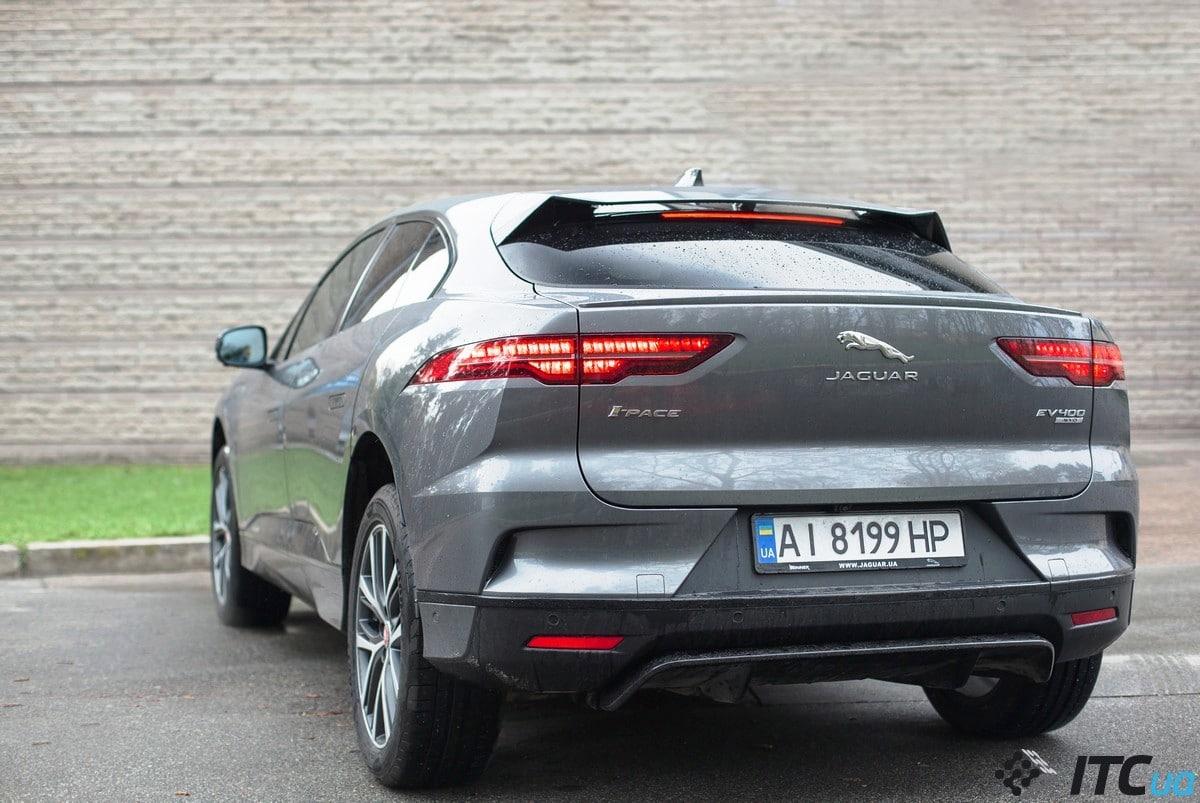 Тест-драйв Jaguar I-Pace: «0-100 км/ч» за 4,8 с – есть, запас хода 480 км – нет