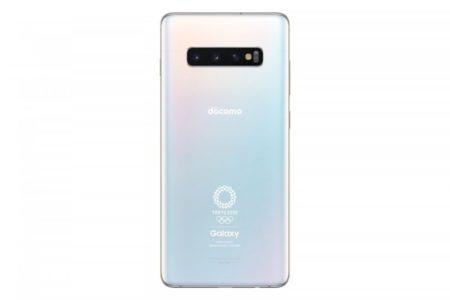 Ограниченная версия Samsung Galaxy S10+ Olympic Game Edition выйдет тиражом 10 тыс. единиц