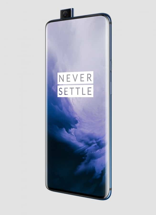Смартфоны OnePlus 7 и OnePlus 7 Pro представлены официально