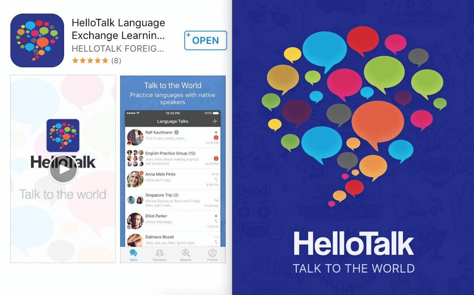 4 приложения для общения с носителями языка