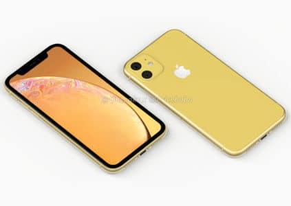 Опубликованы 3D рендеры и характеристики смартфона iPhone XR 2019