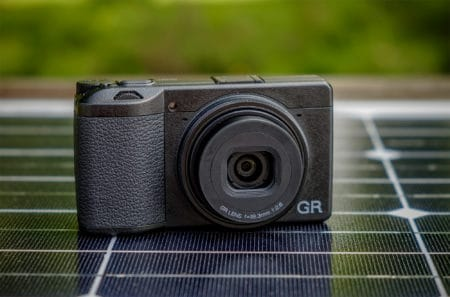 Обзор фотоаппарата Ricoh GR III