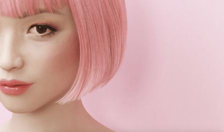 Имма — знаменитая виртуальная Instagram-модель — «снялась» в рекламной фотосессии