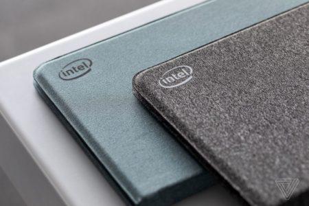Металл больше не в моде. Intel предлагает использовать основным материалом для корпусов двухэкранных ноутбуков… текстиль
