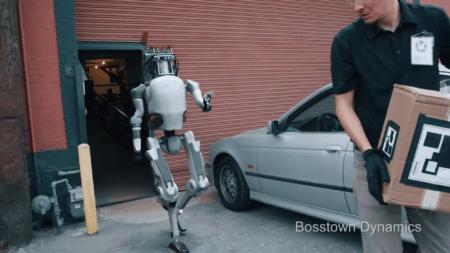 В ролике-пародии человекоподобный робот Atlas восстает против инженеров Boston Dynamics