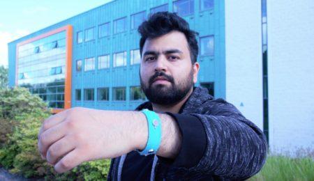 Британские инженеры разработали браслет, который поможет владельцу контролировать свои эмоции