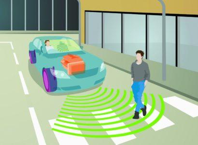 В следующем месяце в ЕС вступят в силу правила, обязывающие электромобили издавать звуки при движении на скорости до 20 км/ч