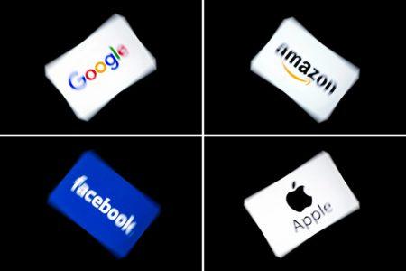 Антимонопольные ведомства США вышли на тропу войны против Facebook, Amazon, Google и Apple