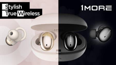 АЛЛО: Наушники 1MORE — True Wireless в каждое ухо