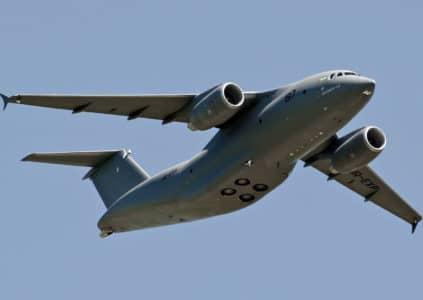 МВД Украины закупит 13 самолётов Ан-178