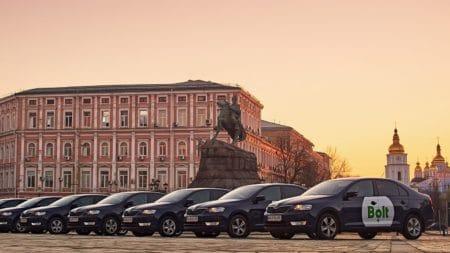 Такси-сервис Bolt начнет страховать жизнь и здоровье пассажиров на 1 млн гривен с июля 2019 года