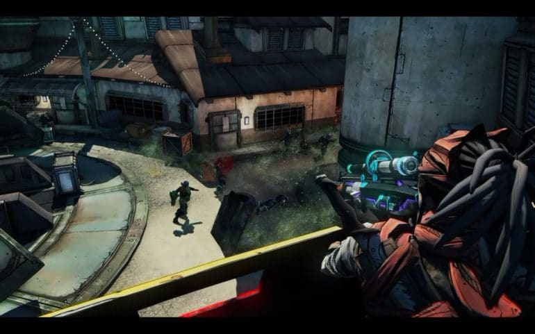 Borderlands 2: Commander Lilith & the Fight for Sanctuary: w