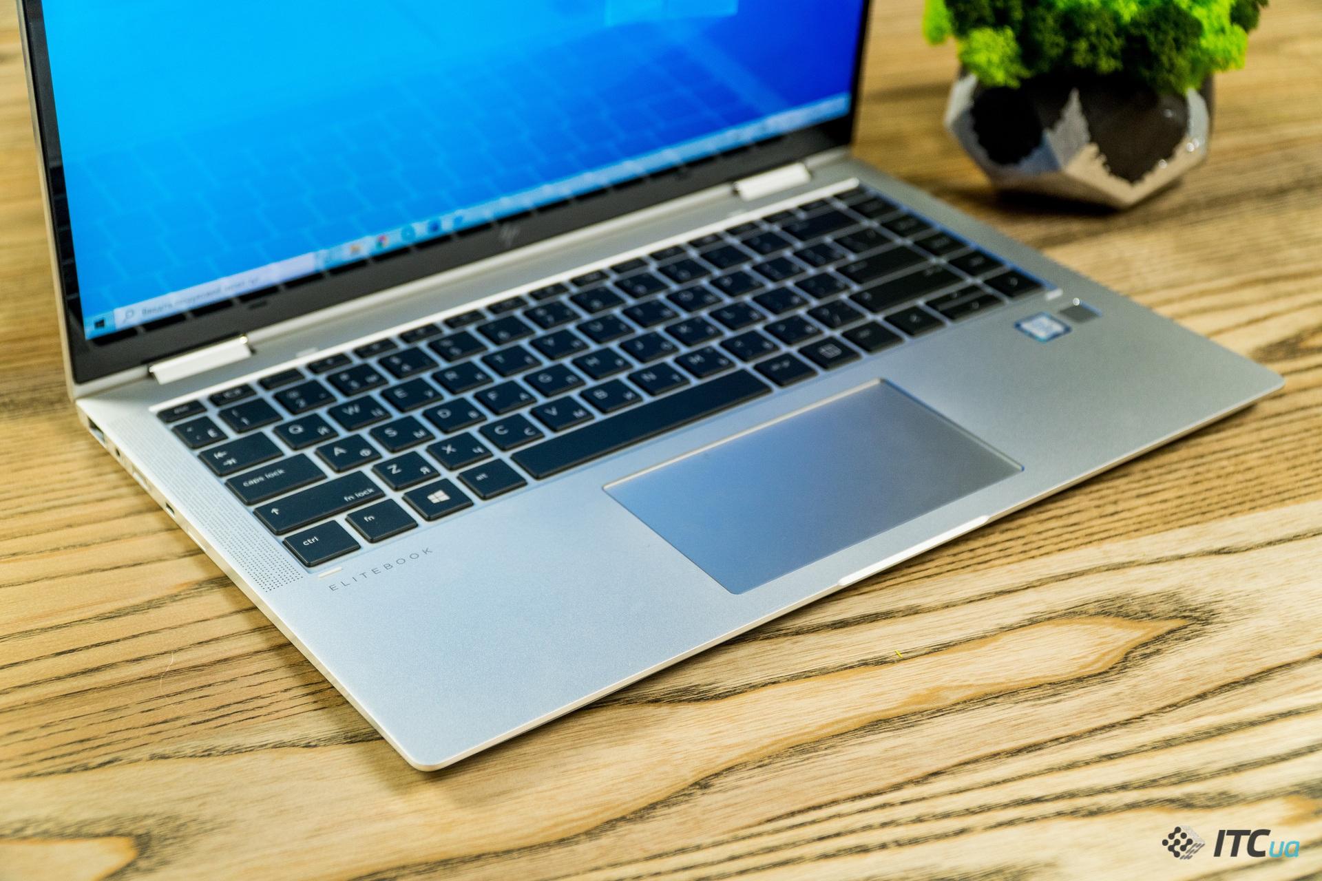 EliteBook x360 1040 G5 тачпад