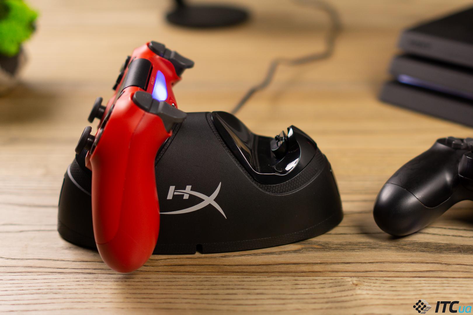 HyperX ChargePlay Duo - обзор док-станции для DualShock