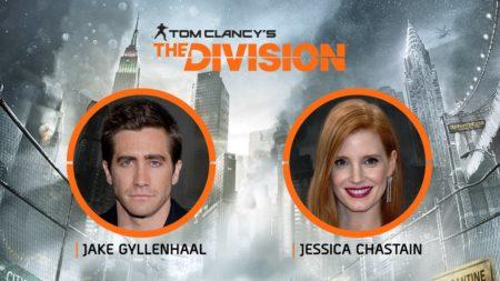 Netflix снимет фильм по игровой франшизе Tom Clancy's The Division. Главных героев сыграют Джейк Джилленхол и Джессика Честейн, режиссером выступит Дэвид Литч