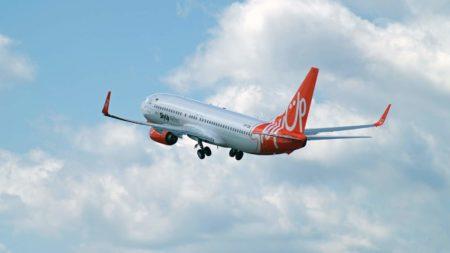 Лоукостер SkyUp запускает рейс Киев-Львов, цена билета составляет около 500 грн