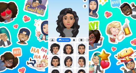 Facebook представил Avatars – аналог Bitmoji от Snapchat