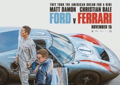 Первый трейлер фильма Ford v Ferrari / «Форд против Феррари» о борьбе двух брендов на гоночной трассе «24 часов Ле-Мана» с Мэттом Деймоном и Кристианом Бейлом