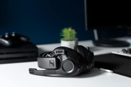 Sennheiser анонсировала свою первую беспроводную игровую гарнитуру GSP 670 стоимостью €349