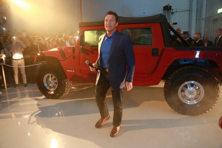 General Motors может возродить бренд Hummer, сделав его полностью электрическим