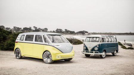 В новой рекламе Volkswagen показал «луч света» в виде ID. BUZZ, который развеял мрак Дизельгейта [видео]