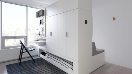 IKEA представила роботизированную мебель для людей, живущих в небольших квартирах и домах