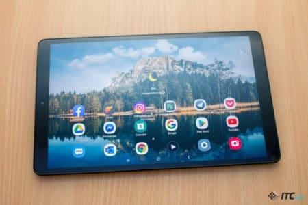Galaxy Tab A 10.1 (2019) — обзор планшета Samsung